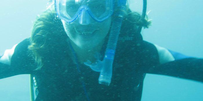 Diving Coronado Island Loreto Baja Sur